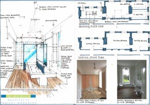 Bathroom remodelling proposals